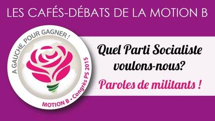 Mauricette, Ardèche - Paroles de militants ! #MotionB