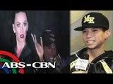 Ang Pinoy backup dancer ni Katy Perry
