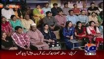 Khabar Naak 15th May 2015 (Aftab Iqbal Dummy As Afat Iqbal) Part 1