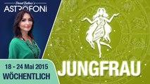 Monatliches Horoskop zum Sternzeichen Jungfrau (18-24 Mai 2015)
