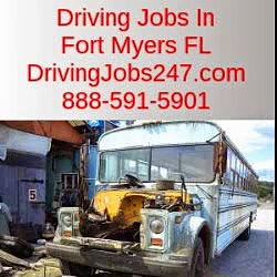 Driving Jobs In Fort Myers FL. Go to DrivingJobs247.Com or 888-591-5901