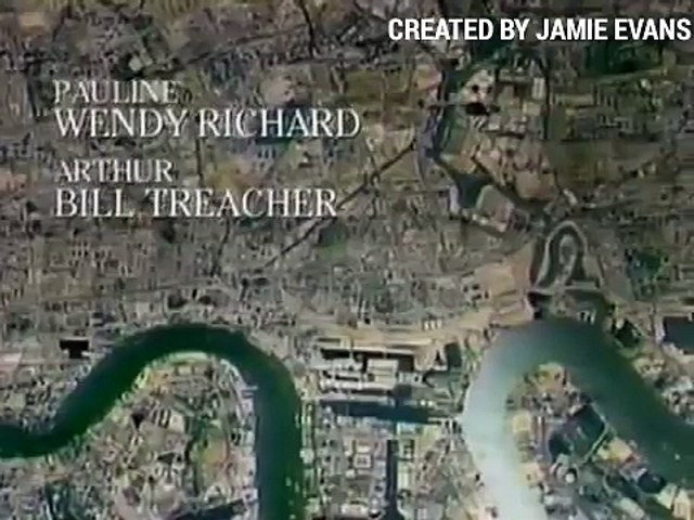 1994 EASTENDERS end titles | Godialy.com