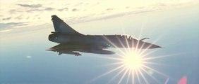[軍事紀錄-空中軍武]電影空中殺陣(Les chevaliers du ciel),幻象2000-5型戰機(Mirage 2000-5)的精采飛行演出