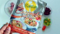 Caribbean Delight | Jamaican Curry Goat With Rice & Peas