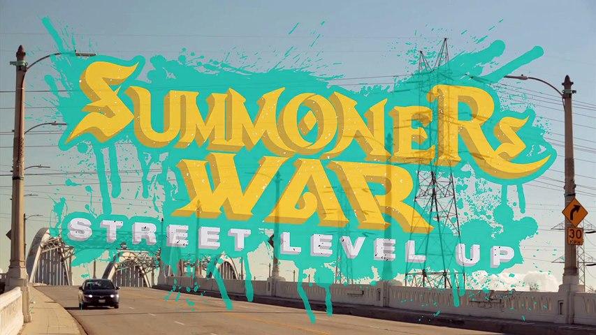 Summoners War: Street Level Up