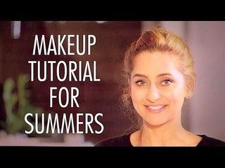 Summer Makeup Tutorial | Anusha Dandekar