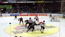 Champions Hockey League Match SCB - Stavanger Oilers