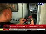 How power outages affect Zambo businesses