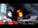 Fire razes Valenzuela factory; workers feared trapped