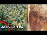 Pope Francis sapul din ng 'Pinoy effect'