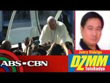 'Excellent conduct' of Pinoys during Pope visit praised