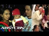 Meet parents of baby kissed by Pope outside MOA