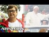 Catholics await Pope Francis' Luneta mass