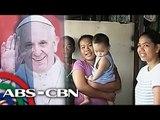 'Yolanda' survivors sasalubong sa Papa sa Leyte