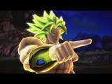 Dragon Ball Z: Battle of Z - Broly Boss Battle: Super Saiyan Broly HD