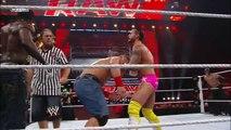 "CM Punk pays tribute to ""Macho Man"" Randy Savage: Raw, May 23, 2011"