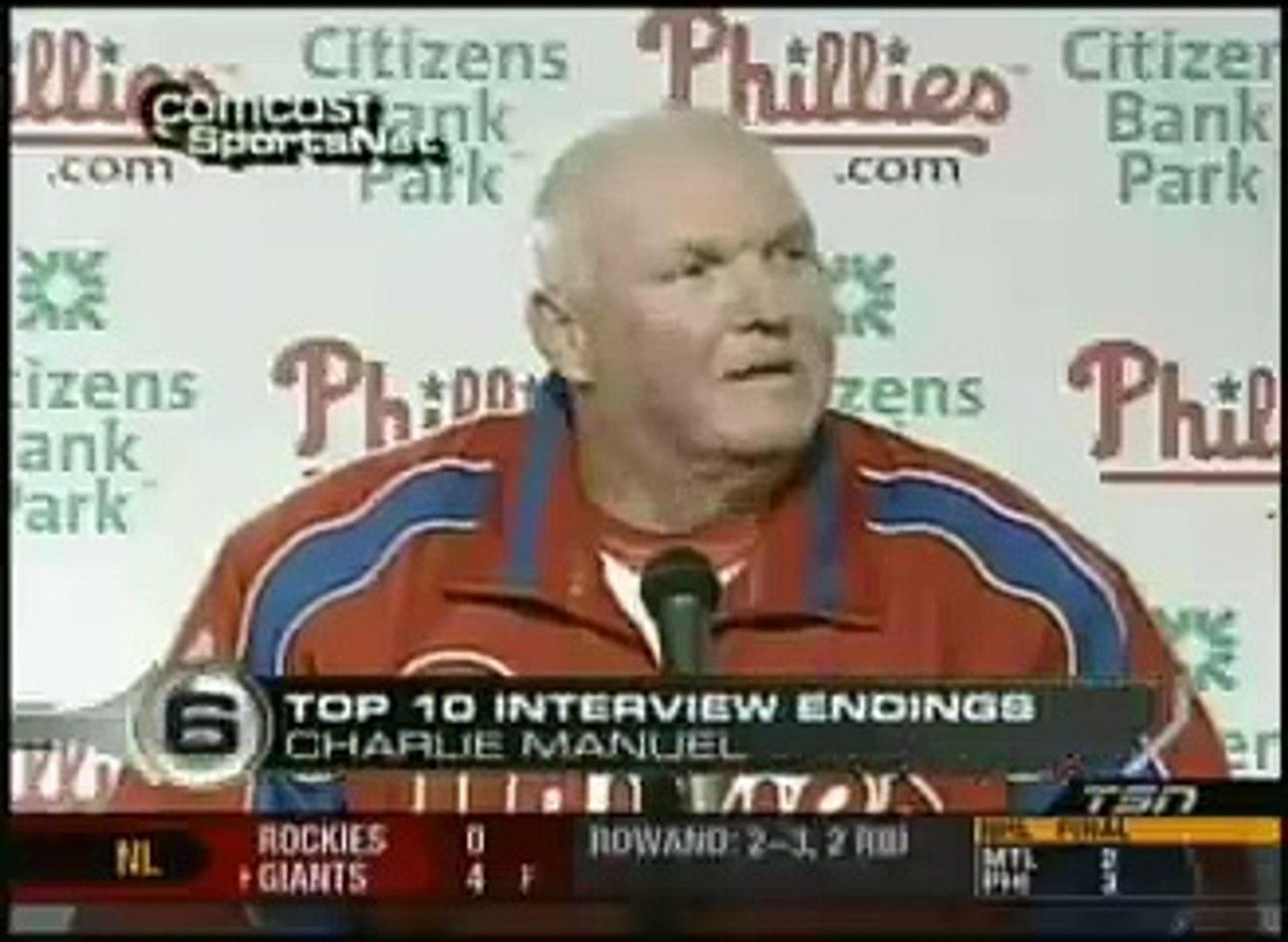 Top 10 Best sports interview endings