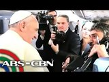 Journalists experience 'Pope Francis effect'