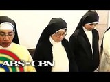 Pinoy priests, nuns in Rome pray for Pope