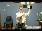 How to Achieve & Maintain Good Posture : Shoulder Squeeze Exercise to Promote Good Posture
