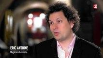 Portrait - Eric Antoine entre humour et magie…