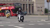 BMW Motorcycles - BMW C evolution