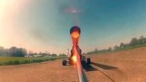 Karting surpuissant : le Jet-kart