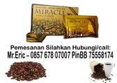 Jual Kopi Miracle Bandung - Agen Kopi Miracle Bandung  Call 0857 678 07007