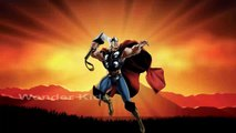 Thor One Banana Famous Nursery Rhymes With Lyrics | Popular 3D Animated Cartoon Rhymes For Kids