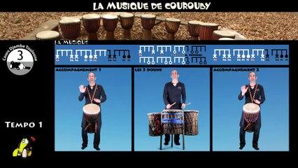 Video djembe : kurubi presentation musique