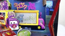 Disney Pixar Cars Photo Finish Raceway Track Set with Lightning McQueen & Mater!
