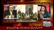 Inside Story - Harsh words exchanged between Zardari & Military leadership, CM Sindh tendered his resignation dr. shahid