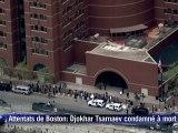 Attentats de Boston: Djokhar Tsarnaev condamné à mort