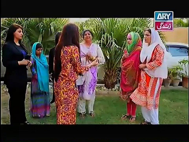 Behnein Aisi Bhi Hoti Hain Episode 229 Full on Ary Zindagi 20 May 2015