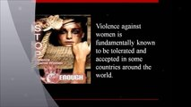 Stop Violence Against Women - Powerpoint