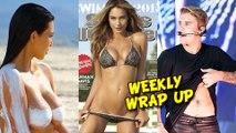 Viral Videos, Wardrobe Malfunctions, Kim Kardashian Photoshoot : Hollywood Now Wrap Up | ICYMI