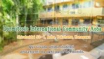 E ora uno sguardo alle strutture per gli studenti stranieri in Giappone