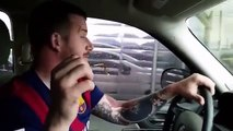 Faire fumer du cannabis aux employés d'un fast food