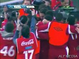 Golazo de Paolo Guerrero en el Uruguay vs. Perú (2-2) Clasificatorias Mundial Brasil 2014 CMD