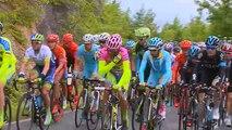 Giro d'Italia 2015: Stage 8 / Tappa 8 highlights