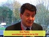 49ème Congrès de la CGT France: Message de Guy Ryder