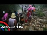 Floods, landslides as 'Seniang' hits Visayas, Mindanao