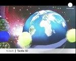 euronews hi-tech - La télévision tactile bientot chez vous...