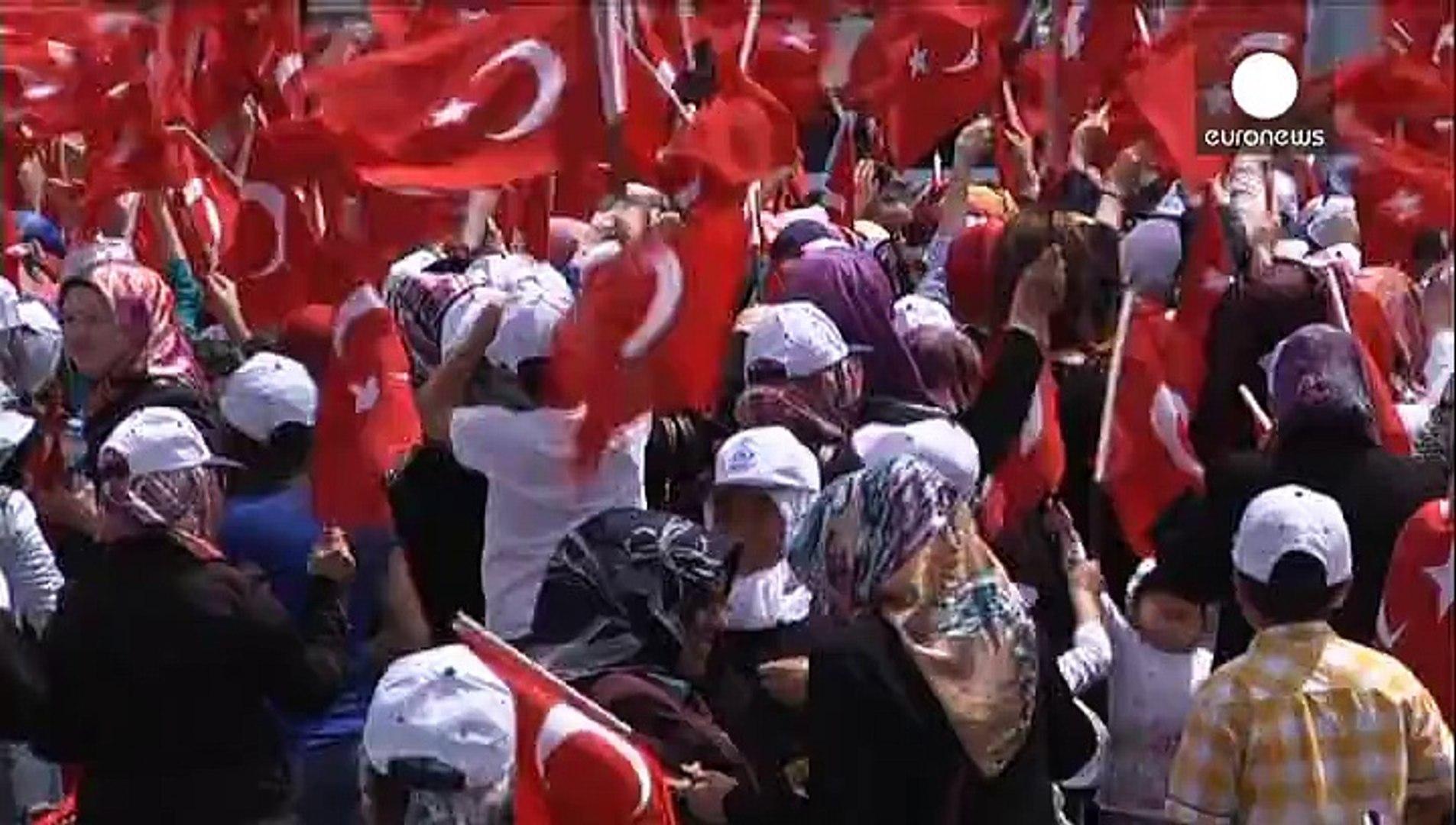 Эрдоган: смертный приговор Мурси -