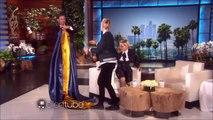 The Ellen DeGeneres Show - Madonna on Dating Younger Men (March 2015) HD