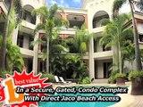 Jaco Beach Condo, 2 Bedroom, Furnished w/Direct Walk-To-Beach Access - Costa Rica