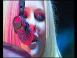 Avril Lavigne - 16 Avril On Drums - Live in Toronto
