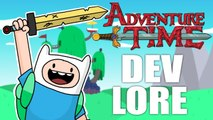 Adventure Time - Dev Lore in a Minute! - Adventure Time Games and Characters   LORE