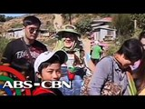 Tourists flock to Baguio for Christmas