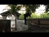 Learn Freerunning and Parkour  - Tic Tac To Crane